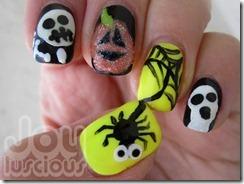 Halloween manicure 20