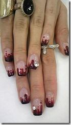 Halloween manicure 8