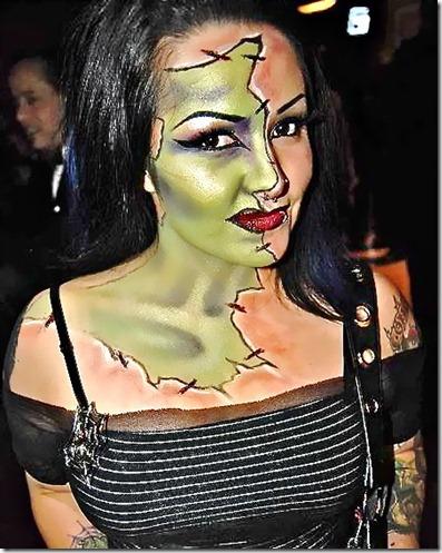 halloween makeup 5