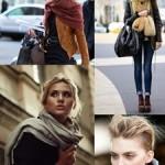 44 moduri de a purta o esarfa