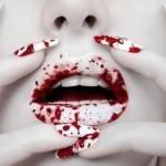 Machiaj de Halloween-20 modele de buze perfecte pentru petrecerea de Halloween