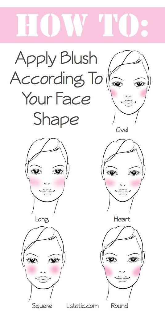apply-blush-face-shape