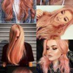 Blorange – o noua nuanta de par blond-roscat